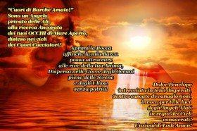 Preghiera Poesia Amore barca Anima Gemella